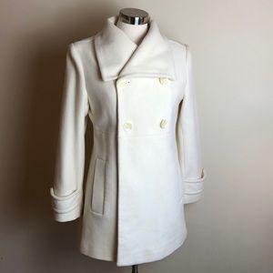 Anne Klein Wool Pea Coat